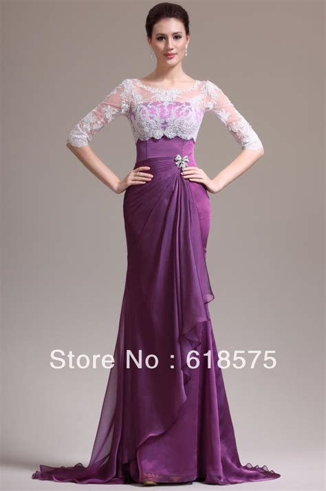 Dresslong Dressgamis 4 3 4 sleeve lace dress ivo hoogveld