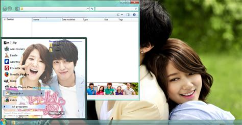 download themes kpop for windows 7 my kpop fanatik heartstring windows 7 theme download