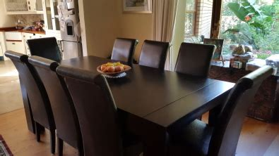 Dining Room Furniture Coricraft Coricraft Dining Room Table And 8 Parsons Chairs
