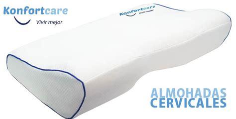 almohadas cervicales almohadas cervicales konfortcare