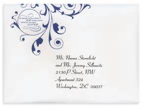 proper forms of address for wedding invitations stress addressing wedding envelopes the envelope