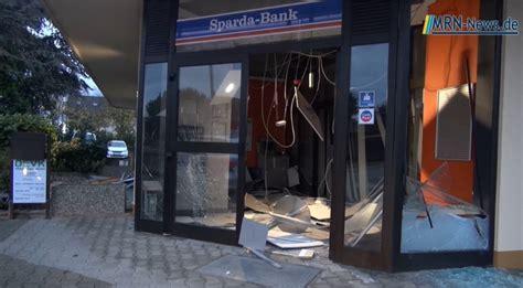 sparda bank automat mutterstadt geldautomat der sparda bank gesprengt