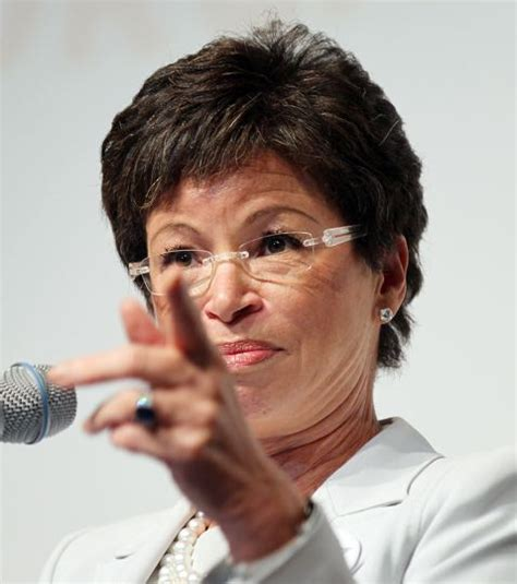 valerie jarrett is the other power in the west wing valerie jarrett after we win this election it s our