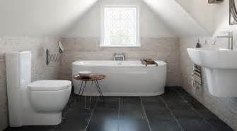 Black Bathroom Floor Tile » Modern Home Design