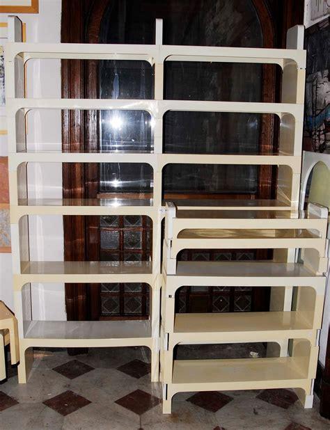 kartell libreria componibile olaf bohr austria 1927 kartell