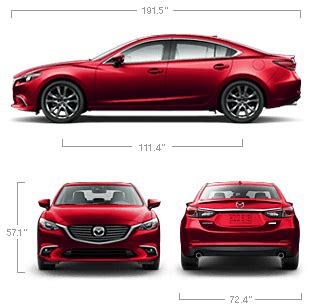 2014 mazda 6 dimensions 2016 mazda6 touring roadtrip review by steve purdy
