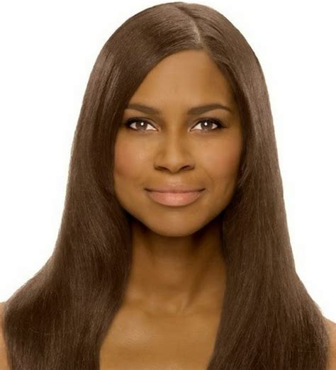 hairstyles and color for dark skin hair color ideas