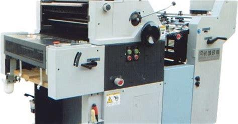 Mesin Las Ryobi daftar harga mesin offset baru dan bekas