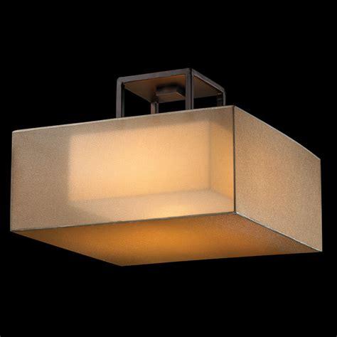 Ceiling Light Fixture Ls 330740 Quadralli Semi Flush Ceiling Fixture