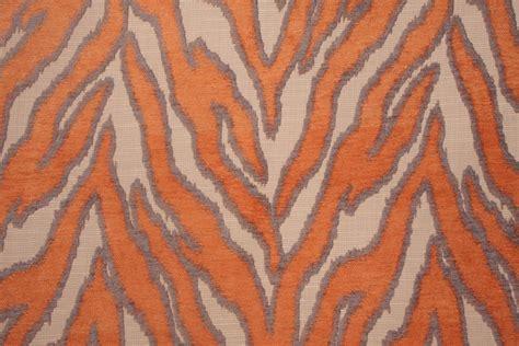 upholstery fabric mills katniss in tangerine chenille tapestry upholstery fabric