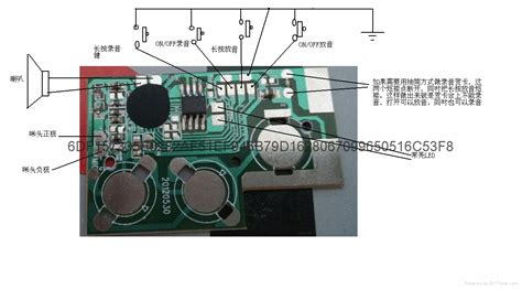 integrated circuit production line play recording ic hr1600f stc120 starchip china trading company integrated circuit