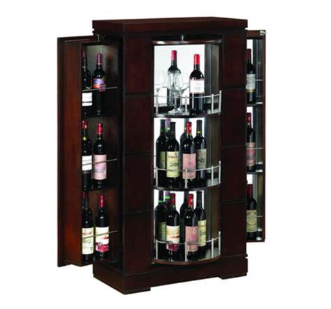 Wine Curio Cabinet by Bc1586 W504 29 Tresanti Urbanette Wine Beverage Curio