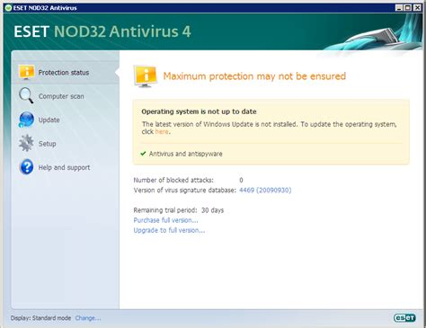 cara upgrade full version eset nod32 antivirus 4 update patch for eset nod32 the best free software for