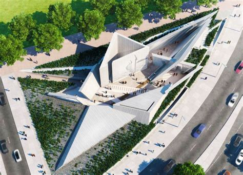 Design Competition Canada | daniel libeskind design wins canadian national holocaust