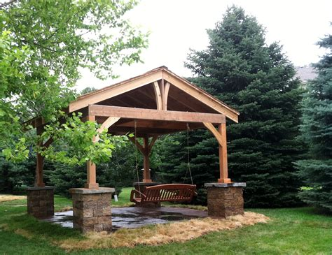 backyards with gazebos the inland gazebo backyard retreat