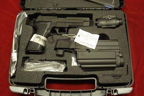 sig sauer p226 tactical light laser sig sauer p226 40 cal tac pac with night sight for sale