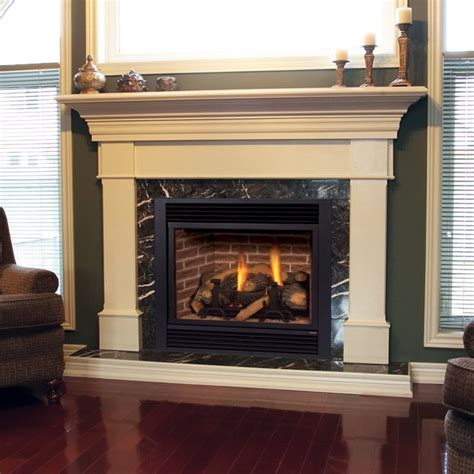 Majestic Gas Fireplace by Majestic 36 In Dvbh Direct Vent Gas Fireplace 400dvbh Indoor Fireplaces