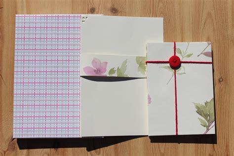 Letter Gift Set Stationery Letter Writing Set Boxed Gift Set Of 6 Writing