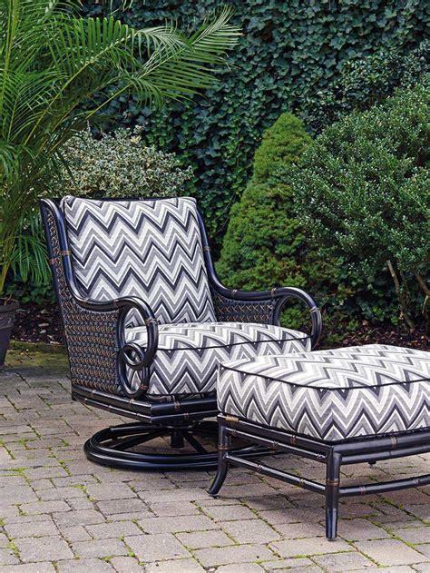 Swivel Patio Chairs By Foremost by Bahama Outdoor Marimba Wicker Swivel Rocker Lounge