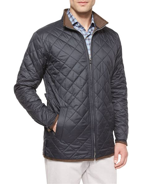 millar chesapeake lightweight quilted jacket in