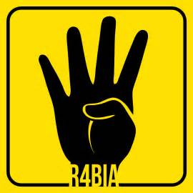 the hunger games the r4bia hand sign quot an emerging