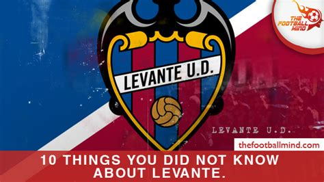 10 Things About Clooney You Did Not by 10 Things You Did Not About Levante Ud Protege Sports