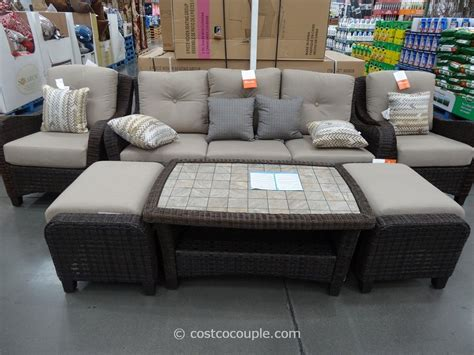 Costco Patio Furniture Sets Patio Furniture Sets Costco Gnewsinfo