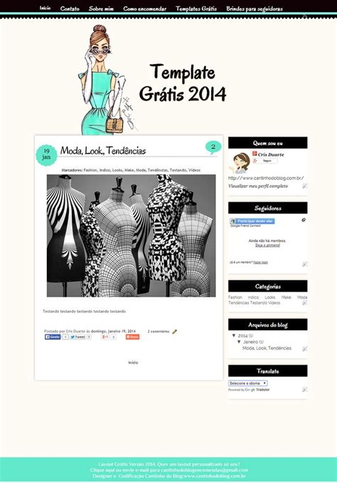 como botar layout no blog 46 melhores imagens de layouts e templates gr 193 tis no