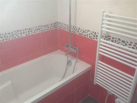 baignoire carrelage pose carrelage salle de bain baignoire obasinc