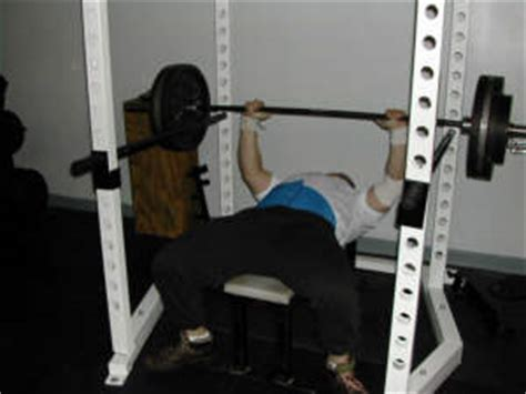 bench press lockout weight training strength training questions and answers