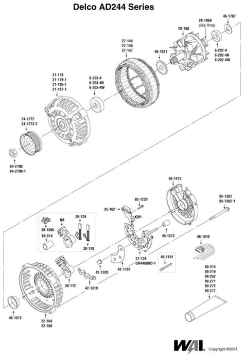 ford 6g alternator wiring diagram ford wiring and