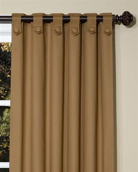 curtains with loops at top how to decorate your home with color pairs dark brown hairs
