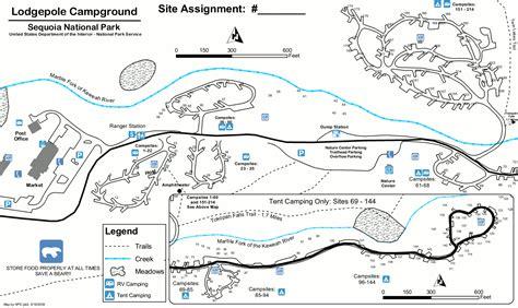 sequoia national park map potwisha cground sequoia national park map car interior design