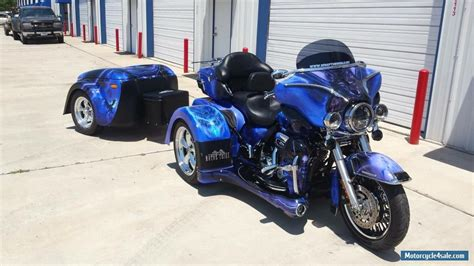 2012 Harley Davidson Trike by 2012 Harley Davidson Ultra Classic Trike For Sale In