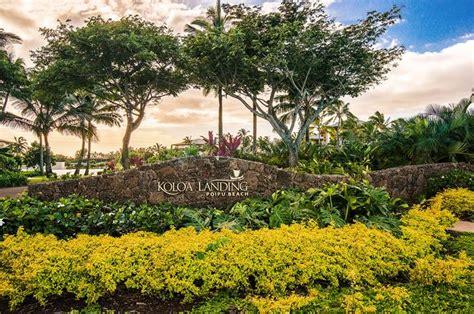koloa boat landing koloa landing resort poipu beach kauai
