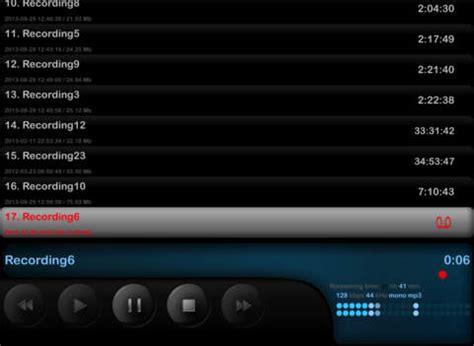 dictaphone voice dictation assistant screenshot