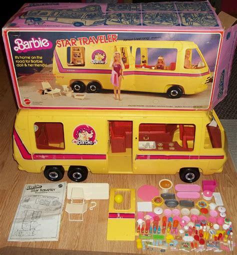 Replacement Carpet For Car by Vintage 1976 Barbie Star Traveler Rv Camper Bus Barbie