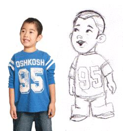 convert pictures into pencil sketch or cartoon online