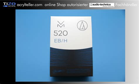 H Audio by Audio Technica Vm520eb H Dual Mm Tonabnehmer Elliptical