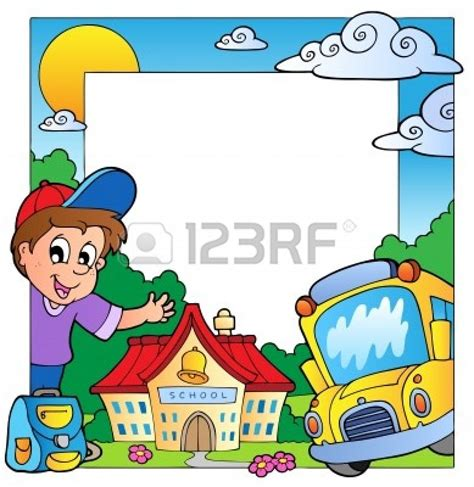 theme ppt for middle school elementary school clipart border clipart panda free