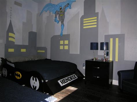 batman bedroom ideas princess beds for kids kid s custom furniture 704 249 2031