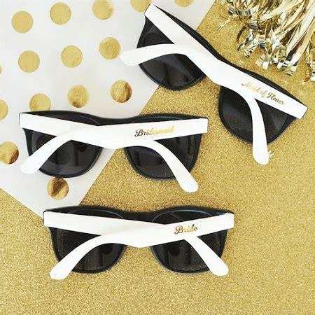 Wedding Favors Sunglasses by Bridal Shower Sunglass Favors