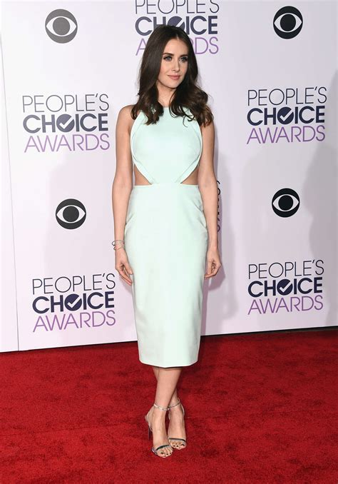 Choice Moments From Peoples Choice Awards by Alison Brie Peoples Choice Awards 2016 03 Gotceleb