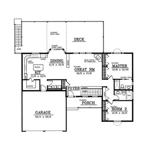 house plans passive solar mother earth news small house plans home design and style