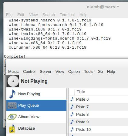 Better Fonts In Fedora Than In Ubuntu 183 The