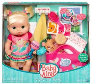 amazon black friday ad 2013 hasbro baby alive day out with mommy doll set as low as