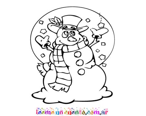 dibujos navideños para pintar gratis dibujo para colorear dibujos navide 241 os mu 241 eco de nieve