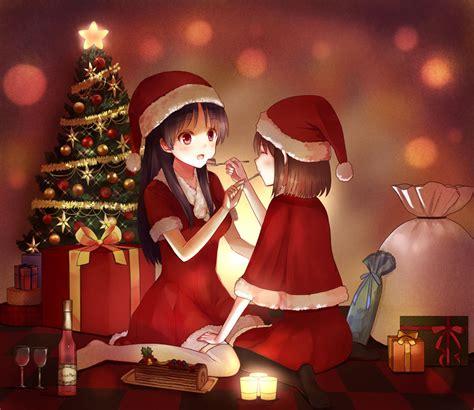 anime gifts for christmas saki achiga hen image 1388935 zerochan anime image board