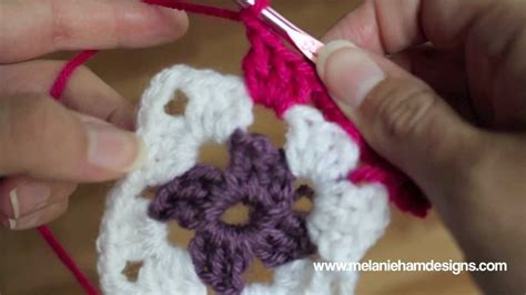 youtube tutorial crochet granny square crochet a traditional granny square youtube