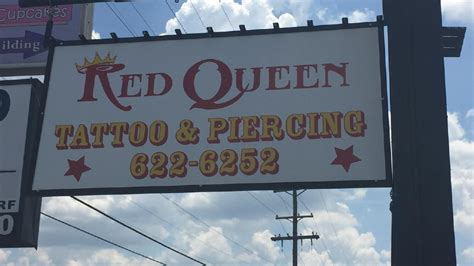 red queen tattoo chattanooga tattoo parlor inks people with 22 s wtvc